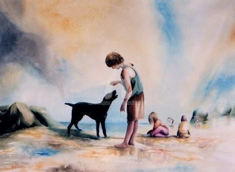 Bidard - la plage